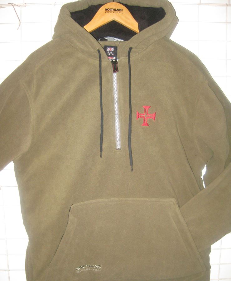 RETRO Hood Fleece Jkt
