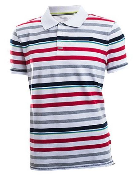 Triko FRANCO Stripe Polo