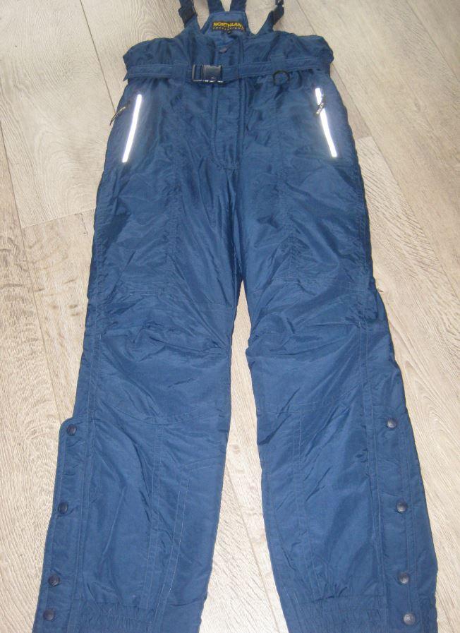a556503707 FREERIDE Ski Bib kalhoty